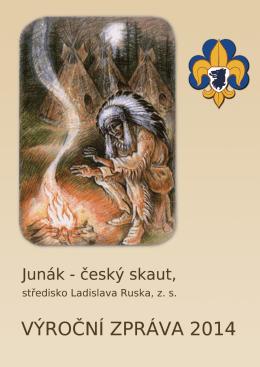 Výroční zpráva 2014 - Středisko Ladislava Ruska
