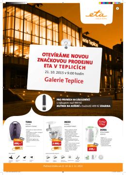 1 999 - Galerie Teplice