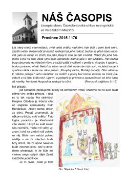 170prosinec15 - ČCE Valašské Meziříčí
