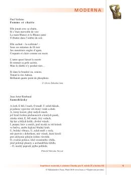 Paul Verlaine, Jean Artur Rimbaud