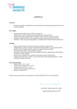 Metodika HOSPITAL ve formátu PDF