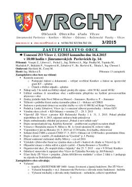 Zpravodaj 3/2015