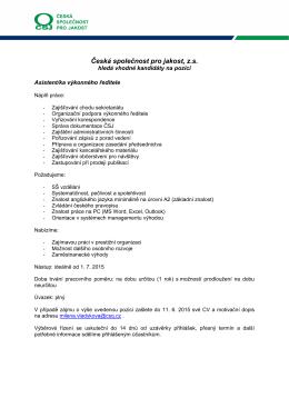 Certifikační orgán CSQ-CERT při České společnosti pro jakost