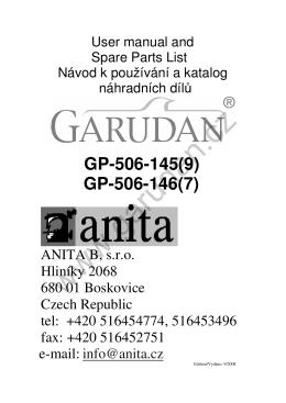GP-506-145(9) GP-506-146(7)