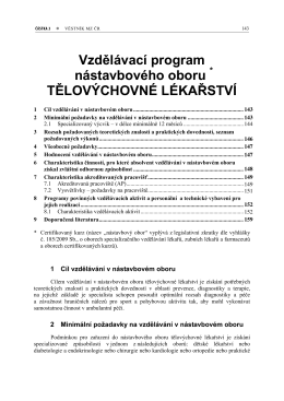 vzdelavaci program