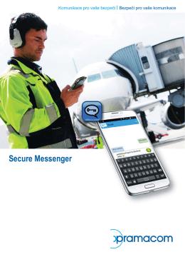Secure Messenger, Česky, 323.63 KB