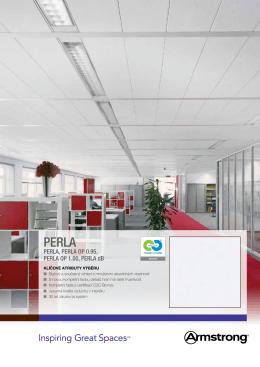 Perla leaflet
