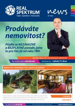 Realitní časopis 7/2015