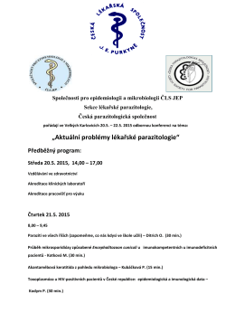 program dr. Fajfrlík