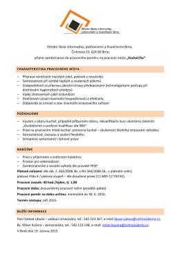 PDF soubor - SŠ informatiky, poštovnictví a finančnictví Brno