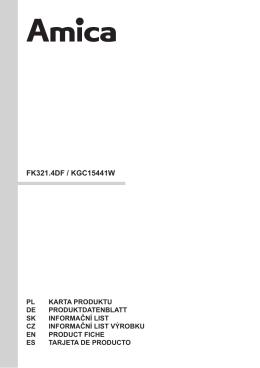 FK321.4DF / KGC15441W