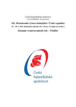 Seznam Halančíků v PDF