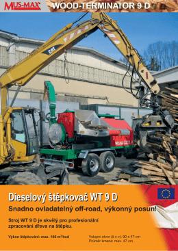 WT 9 D.cdr - Štěpkovače na dřevo Mus-Max