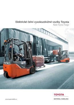 PDF Toyota Traigo - Toyota Material Handling CZ sro