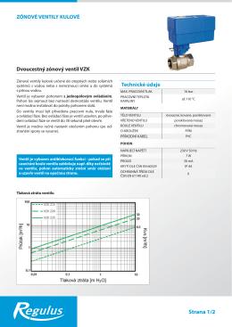 PL - Dvoucestny zonovy ventil - VZK - A4_cz.indd