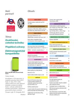 Elektroinstalatér 5/2015 - TZB-info