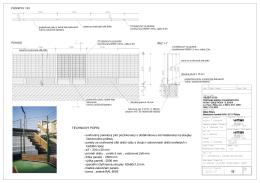 TECHNICKÝ POPIS: - svařovaný panelový plot pozinkovaný s