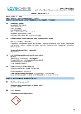 Cererit GSH NPK 8-13-11_BL, Lovochemie