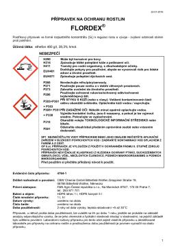 FLORDEX - FN Agro Česká republika sro