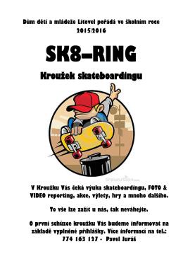 SK8–RING - Dům dětí a mládeže Litovel