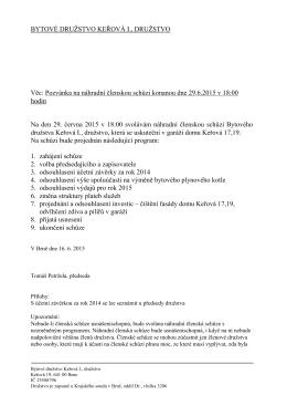 Pozvánka na náhradní členskou schůzi 2015_červen-1