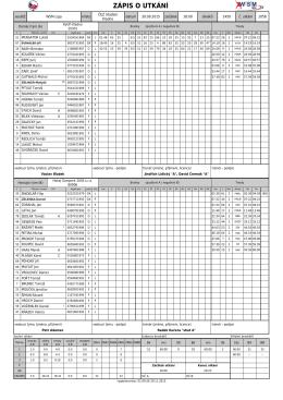 2015-09-30 Kladno vs. Sumperk