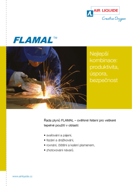 FLAMAL TM - Air Liquide
