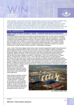 InfoWIN - 12/2015 - Občanská bezpečnostní komise při jaderné