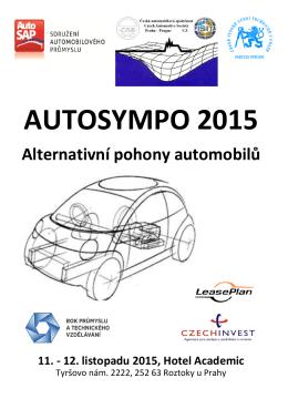 AUTOSYMPO 2015