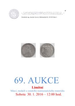 Limitní Sobota 30. 1. 2016 – 12:00 hod.
