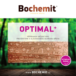 OPTIMAL+ - Bochemie