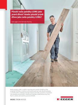Ceník laminátových podlah