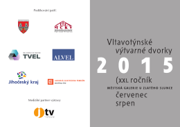 pozvanka 2015.cdr - Unie výtvarných umělců ČR