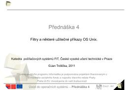 Příklady - Edux - České vysoké učení technické v Praze