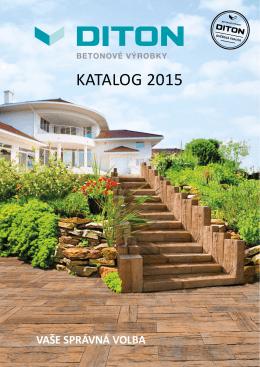 DITON - katalog 2015