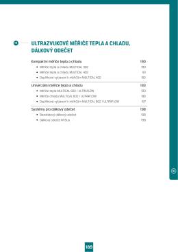 Katalog a ceník