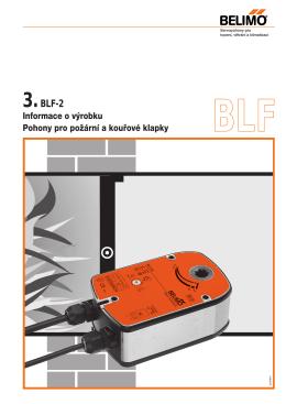 Typy BLF - belimo.cz