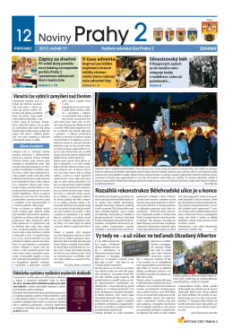 Noviny - Mobilní verze