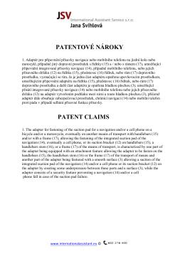Ukázka překladu - translation