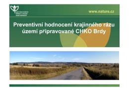 Preventivní hodnocení krajinného rázu
