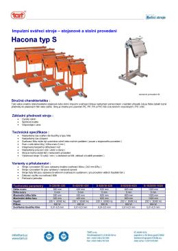 Hacona typ S