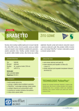 BRASETTO - Soufflet Agro