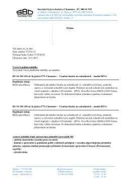 Dopisní papírSBD1