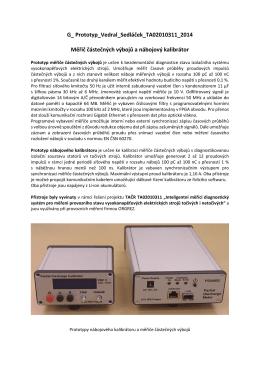G_ Prototyp_Vedral_Sedláček_TA02010311_2014 Měřič