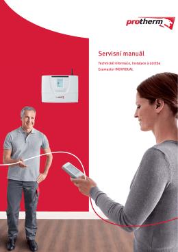 Servisní manuál - Servisní podpora Protherm