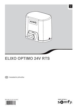 ELIXO OPTIMO 24V RTS