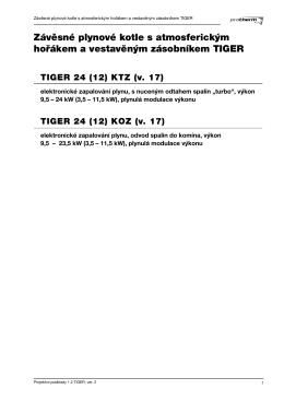 TIGER 24 (12) KOZ