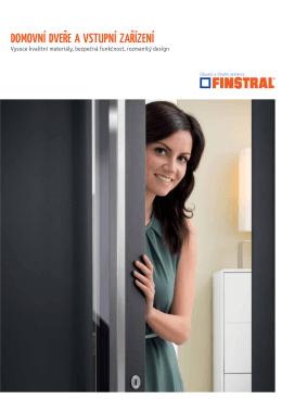 stáhnout - FINSTRAL