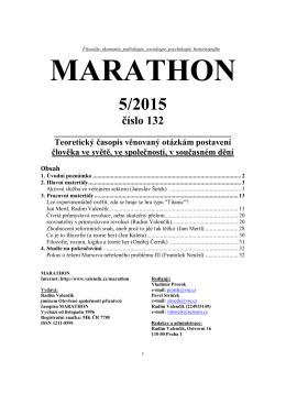 Marathon 132