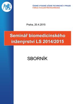 LS 2014/2015 - České vysoké učení technické v Praze